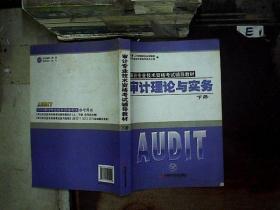 审计专业技术资格考试辅导教材:审计理论与实务(下册)