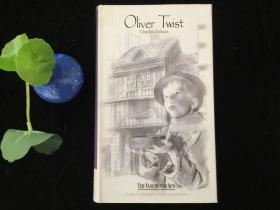 oliver twist charles dickens (硬精装)