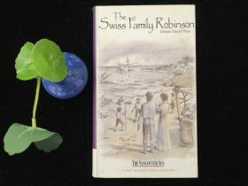 The Swiss Family Robinson Johann David Wyss(硬精装)