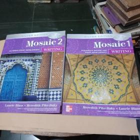 Mosaic 1 2 Writing二册合售
