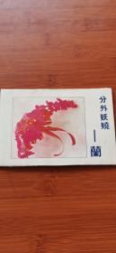 分外妖娆—兰(明信片8张)
