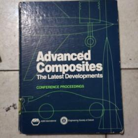 advanced composites the latest developments(先进复合材料最新进展会议)