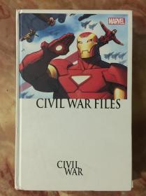MARVEL :CIVIL WAR FILES