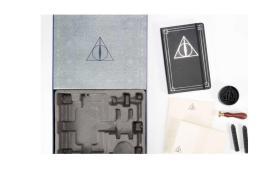 哈利波特豪华文具套装:死圣 英文原版 英文版 Harry Potter 礼品