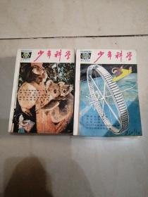 少年科学(1980年画1—6.7—12合订本)