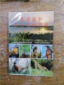 北京保护野生动物图说