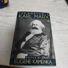 The Portable Karl Marx 马克思传英文原版