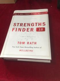 StrengthsFinder 2.0:A New and Upgraded Edition of the Online Test from Gallup's Now, Discover Your Strengths