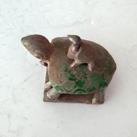 套龟五枚,龟印,五子登科,金龟拜寿
