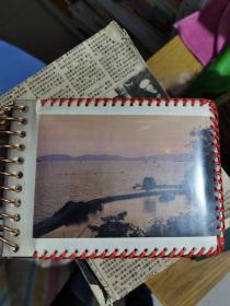 老影集-怀旧民俗收藏-70年代老相册 无锡坊前春暖文化用品厂出品
