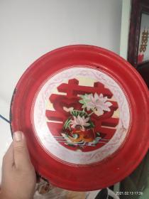 搪瓷大茶盘60年代