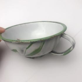 文革搪瓷碗