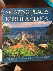 Amazing Places to go in North America 北美神奇的地方