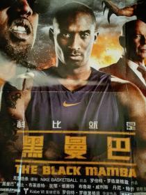 2011年科比电影海报