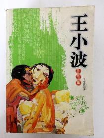 DB303964 王小波作品集【一版一印】(内有笔记)