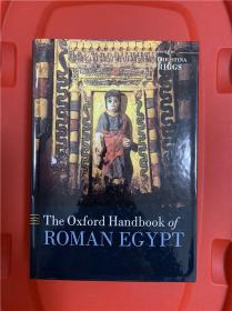 The Oxford Handbook of Roman Egypt  研究文集