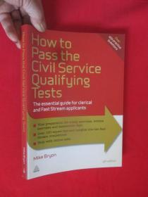 How to Pass the Civil Service Qualifying T...       ( 16开 )     【详见图】