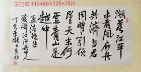 王乃钦  书法114+56  诗