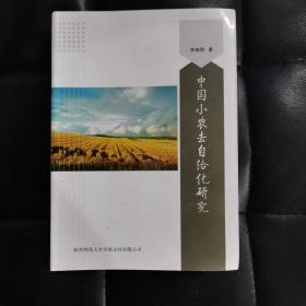 中国小农去自给化研究