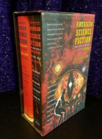 预售美国科幻小说1950年代八部经典小说盒装American Science Fiction: Nine Classic Novels of the 1950's