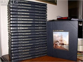 Time Life Books: the Seafarers (22 Volume Set)