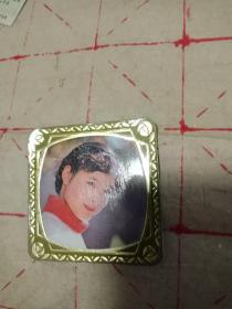 1981年历日历卡片:明星
