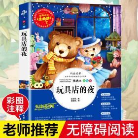 玩具店的夜  人生必读书(中国儿童文学大视野丛书)作家孙幼军代表作之一全彩插图版