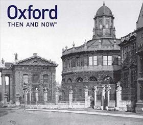 【现货】Oxford Then and Now