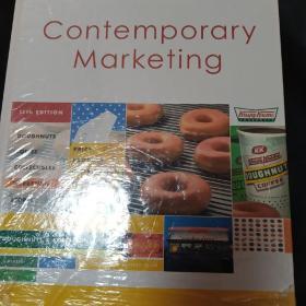 contemporary marketing 当代市场营销