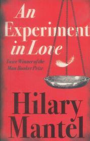 An Experiment in Love爱情实验,1995年霍桑登奖获奖作品,英文? 9780007172887