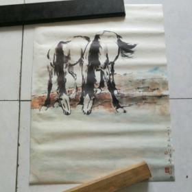 现代收藏画