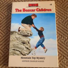 The Boxcar Children Mysteries #9 Mountain Top Mystery 棚车少年9:山顶之谜