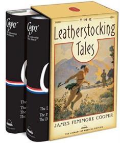 预售皮袜子故事集美国图书馆版The Leatherstocking Tales : A Library of America Boxed Set
