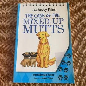 Buddy Files: Mixed-up Mutts 狗侦探2