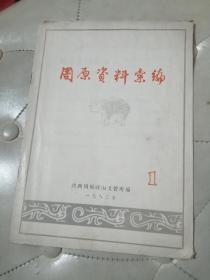 《周原资料汇编》创刊号(1983年第1辑(总第1辑))