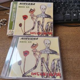 涅槃乐队 乱伦CD