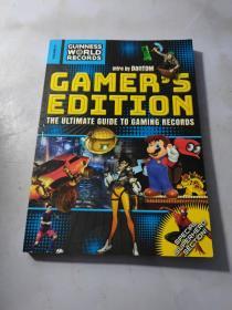 英文原版  Guinness World Records Gamer's Edition 2018