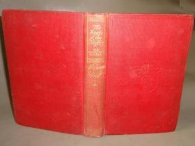 1896年 Sir Gilbert Parker - The Seats of The Mighty  帕克爵士经典历史小说《威武者的座位》全插图本 布面精装