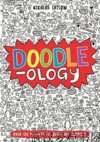 英文原版童书Doodle-ology 涂鸦学