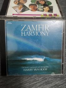 拆封 欧美 流行 音乐 1碟 CD Zamfir harmony 中图