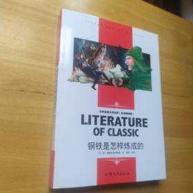 钢铁是怎样炼成的  学生新课标必读·世界经典文学名著 : 名师精读版 正版书