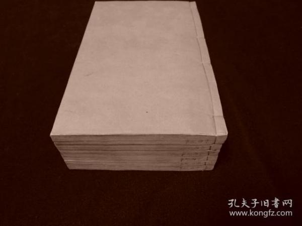 中西纪事二十四卷 (清)夏燮撰   6册全     26.5*16cm   无虫蛀     品相好  同治四年刻印