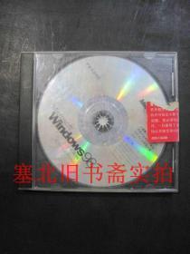 正版电脑安装光盘Microsoft Windows98 中文版 1CD装
