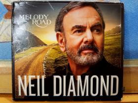 美版CD Neil Diamond 尼尔.戴蒙德 MELODY ROAD