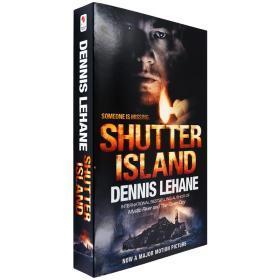 现货英文原版禁闭岛Shutter Island Dennis Lehane电影原著惊悚小说丹尼斯·勒翰