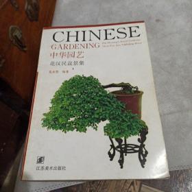 中华园艺:花汉民盆景集