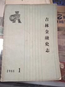 吉林金融史志