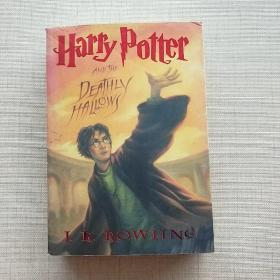 Harry Potter and the Deathly Hallows(大32开见图)