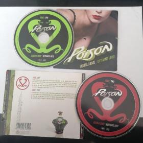 Poison:DOUBLE DOSE:ULTIMATE HITS 2CD