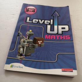 Level UP MATHS—Levels 3-4